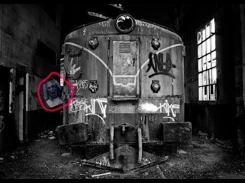Estacion de Ferrocarril Abandonada | Fantasmas Monterrey Nuevo Leon