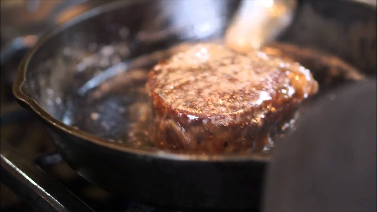 how to make steak with butter
