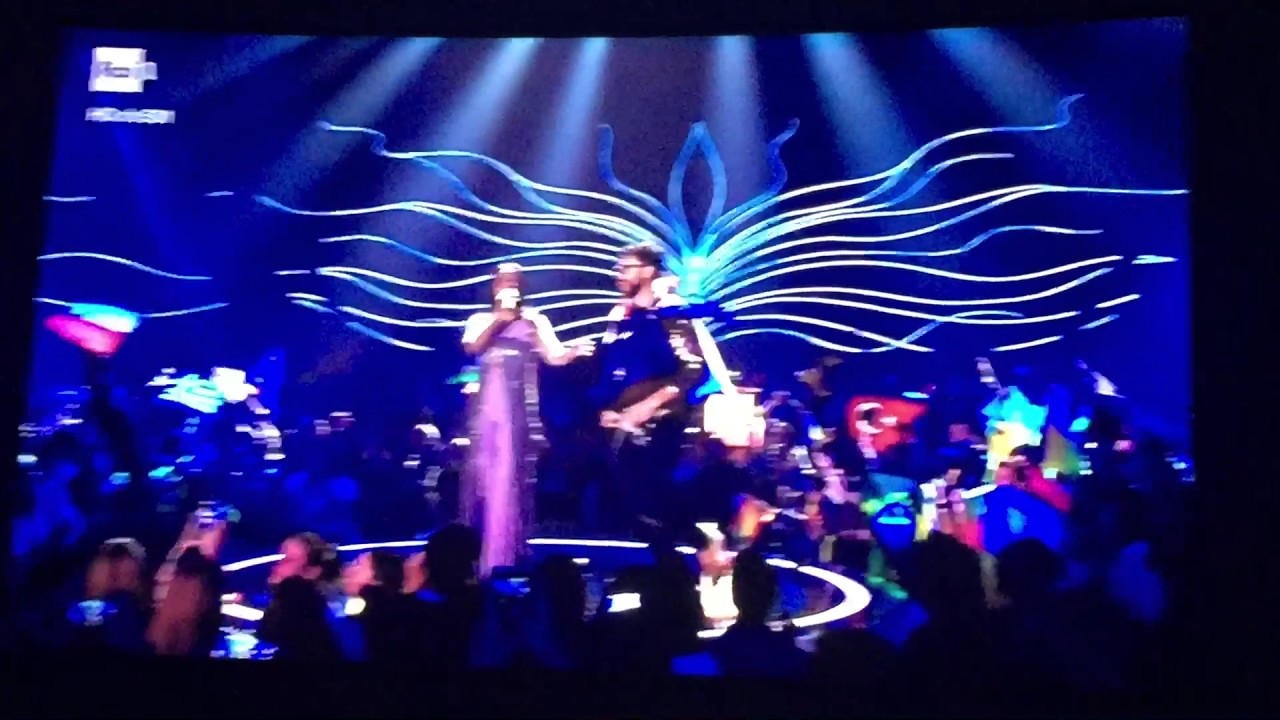 Eurovision final scandal 12