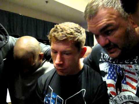 American Top Team Behind the Scenes @ UFC 125