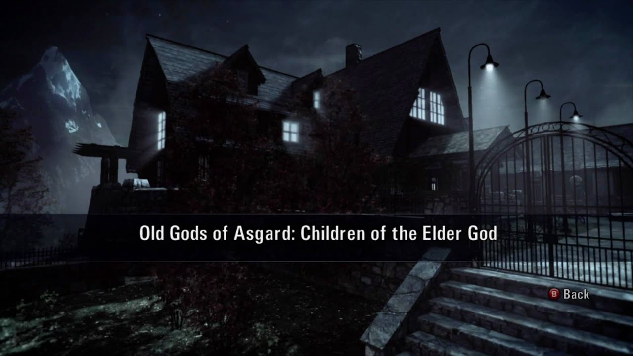 Poets of the Fall (Old Gods of Asgard) - Children of the ...