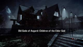 Alan Wake - Old Gods of Asgard: Children of the Elder God