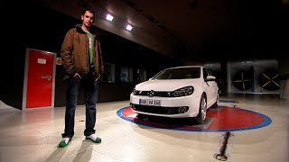 Volkswagen Golf Fifth Gear смотреть