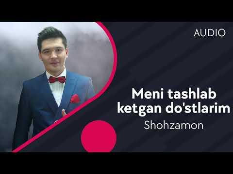 Shohzamon - Meni Tashlab Ketgan Do'stlarim