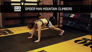 Edit, 8/2/2015 i found this. Spider Man Mountain Climbers Youtube
