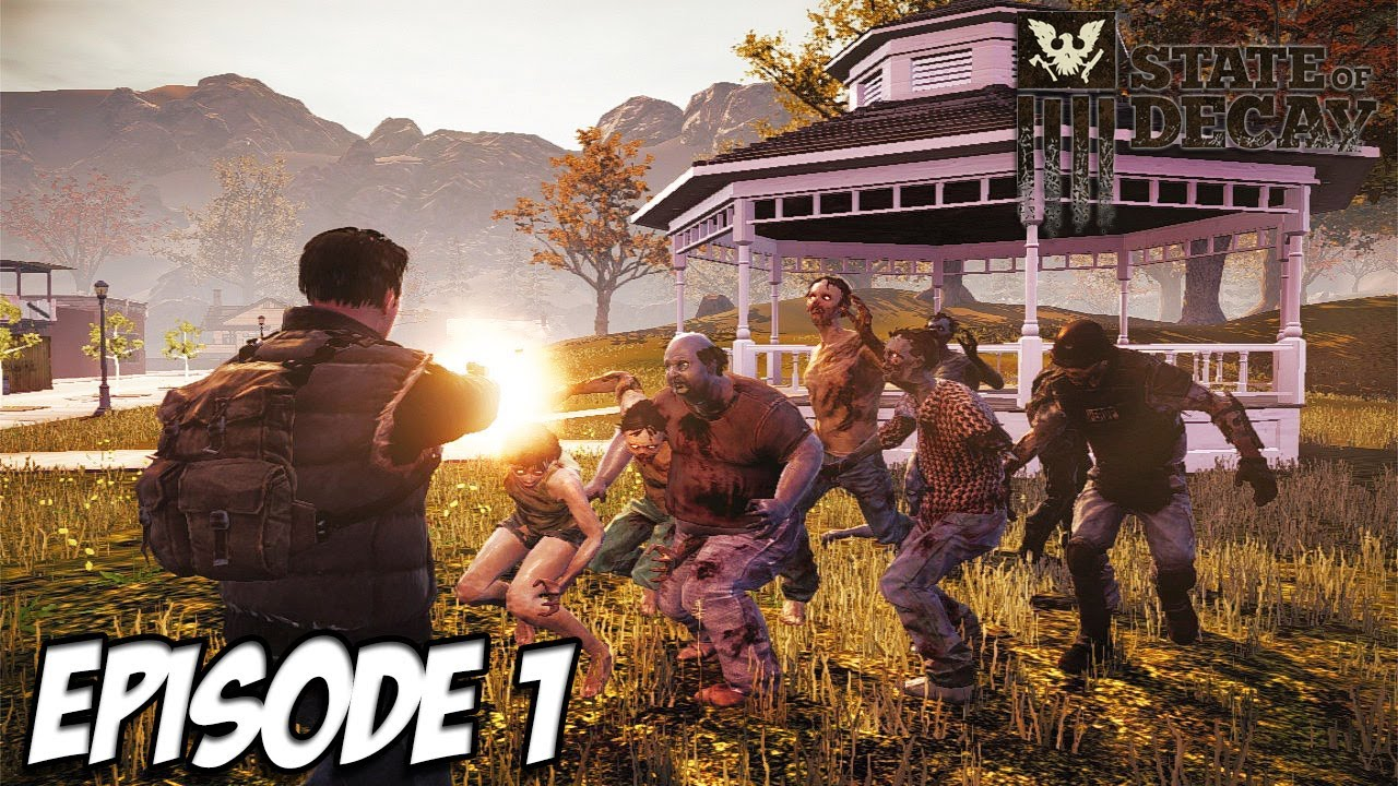 how to play state of decay with friends