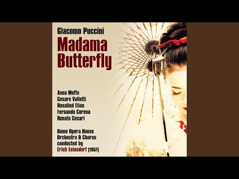 "Madama Butterfly: Act I, ""L'imperial Commissario"""
