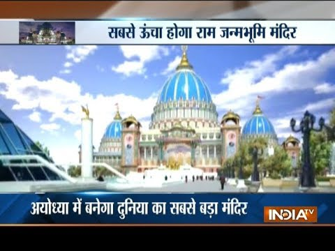 Aaj ka Viral: Truth of Ayodhya's Ram Temple model
