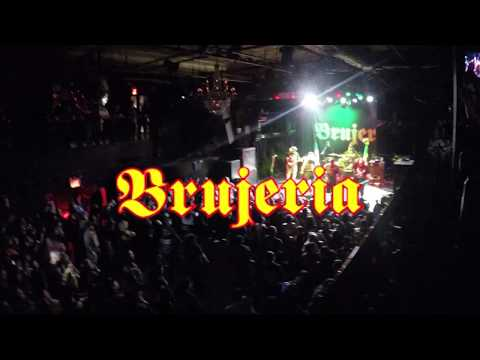 Brujeria Live at Irving Plaza NYC 2017 (By Violencia Birras)