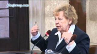 Senate Majority Leader Loretta Weinberg