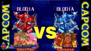 """Best Bout Replays"" Cyberbots - HAGAISHI vs cymande"