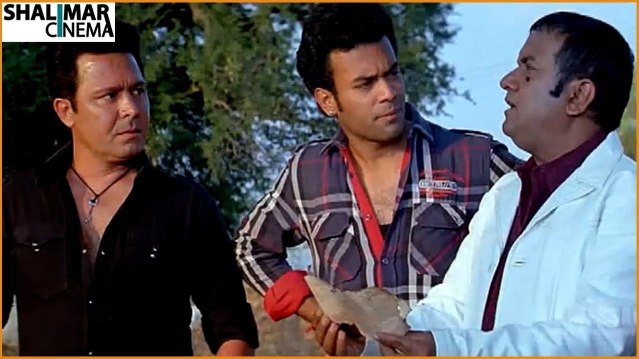 Hilarious Action Scene By Aziz Naser And Mast Ali || Best Comedy Scenes || Shalimarcinema