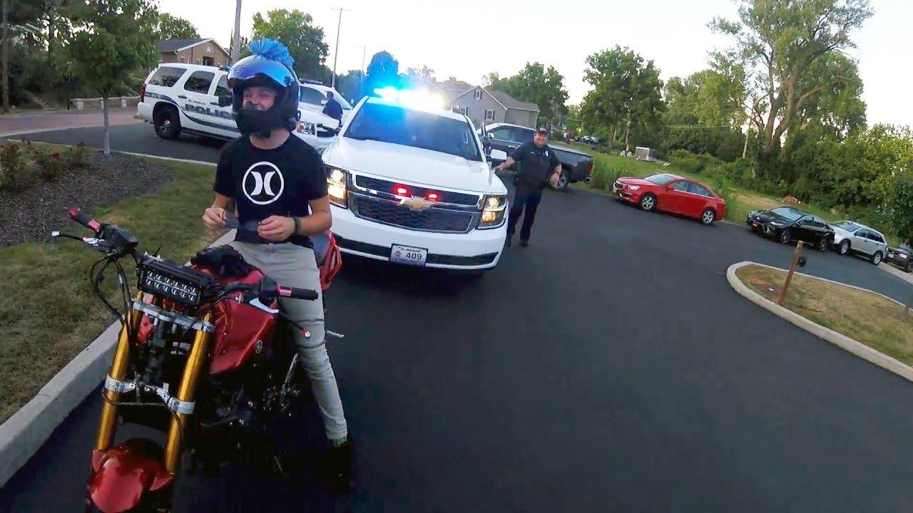 COOL COPS vs. BIKERS [Ep.#8]