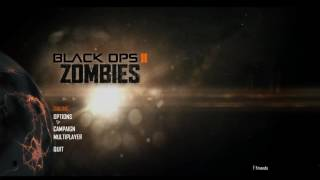Call of Duty: Black Ops II Mob Of The Dead Round 75 4 Players