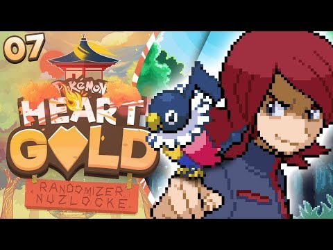 IL NOUS A VOLÉ MASTOUFFE ?! - Pokémon Heartgold Randomizer Nuzlocke Ep.07