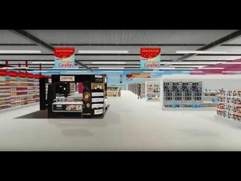 Visite virtuelle et merchandising : le Live Store par CAMELEON GROUP