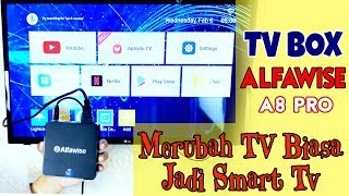 Android TV Box Harga 400 Ribuan : WiFi 5Ghz,Ram 2GB,Dan Mirroring Dari Hp