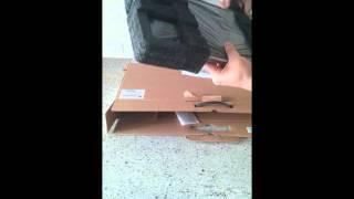 Unboxing HP ENVY 17 j140us 17 3 Inch Laptop