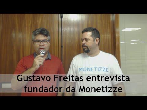Gustavo Freitas entrevista Márcio Motta fundador da Monetizze