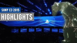 Sony PlayStation E3 2015: INFO BLOWOUT