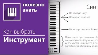 Выбираем свой первый синтезатор, электронное пианино или midi клавиатуру