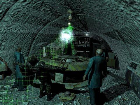 сталкер Lost Alpha:  лаборатория х16 или пасхальный уровень #24