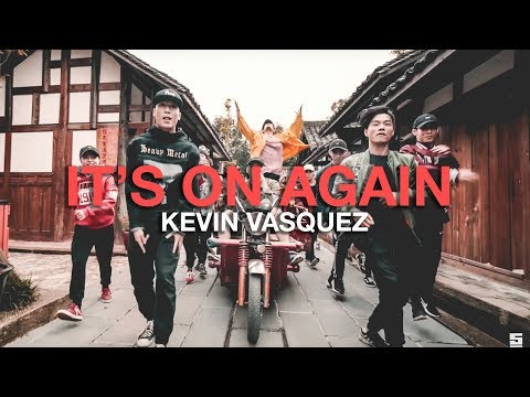 Alicia Keys (feat. Kendrick Lamar) - It's On Again | Kevin Vasquez