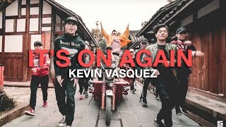 Gambar cover Alicia Keys (feat. Kendrick Lamar) - It's On Again | Kevin Vasquez