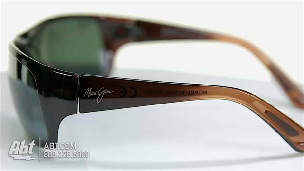 b05b69b4ee Why are Maui JIm sunglasses Portland Eye Department Maui Jim Haleakala  Sunglasses Overview - YouTube