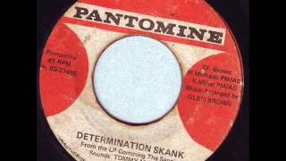 Tommy McCook - Determination Skank