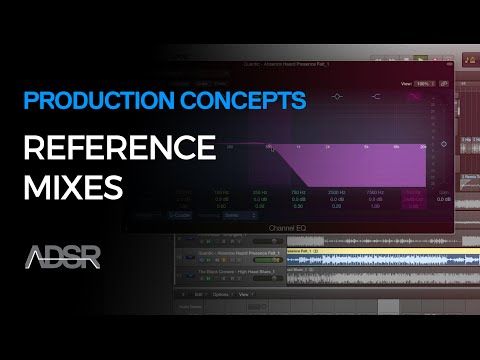 Using Reference Mixes