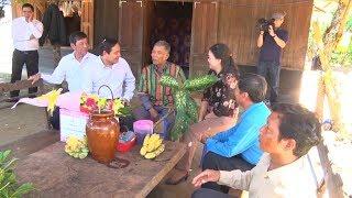 Tổng Công ty Điện lực miền Nam trao nhà tình nghĩa, tình thương tại huyện nghèo 30A của tỉnh Lâm Đồn