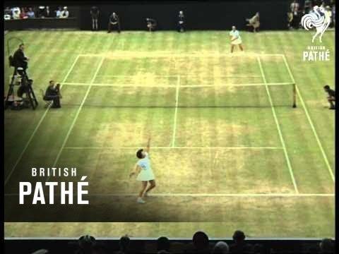Wimbledon Finals - Women's Final - Technicolor (1963)