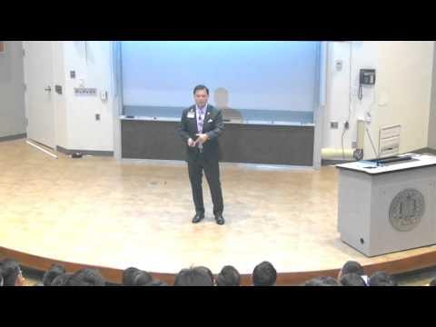 Dr Jay Lee Keynote at 2015 APAMSA Conference
