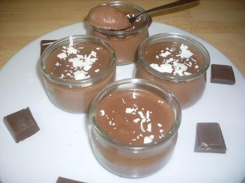 Crème au chocolat au lait - Comment faire une crème chocolat?