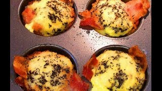 """bacon Egg & Cheese Breakfast Muffin"" - The Chef Ron Lock Show S1/e2"