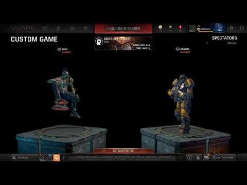 Qix vs Re1ko grand final  South America Quake champions