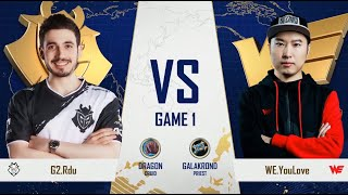 G2 Esports vs World Elite - Group B Initial - Gold Club World Cup