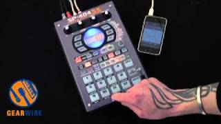Roland SP-404sx Demo And Walkthrough Exclusive Video