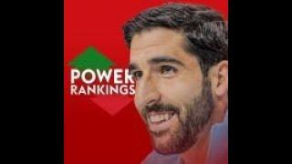 Raul Garcia ousts Lionel Messi in Sky Sports La Liga Power Rankings