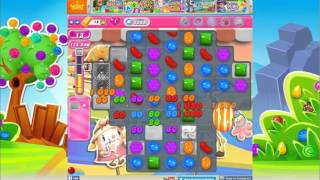 Candy Crush Saga Level 1555 (No Boosters)