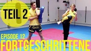 Kickbox Training #12 - Sidekick ausführlich erklärt / Beinübung / Boxen lernen / Kickboxen / Köln