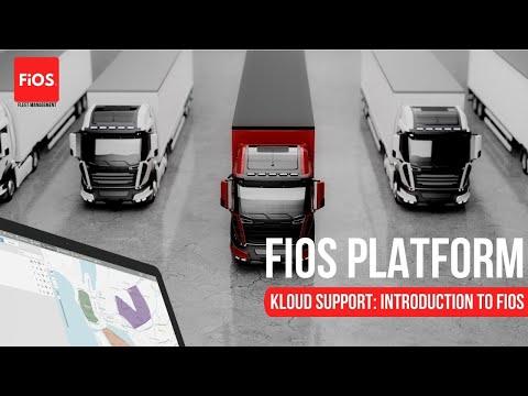 FiOS: Fleet management system overview