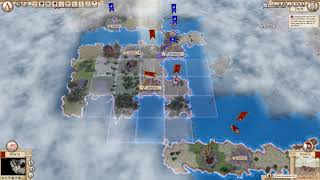 Aggressors: Ancient Rome Gameplay Review
