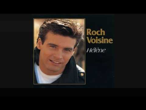 Roch Voisine  Hélène Paroles HD