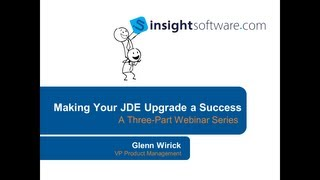 What You'll Wish You'd Known Before Your JDE Upgrade