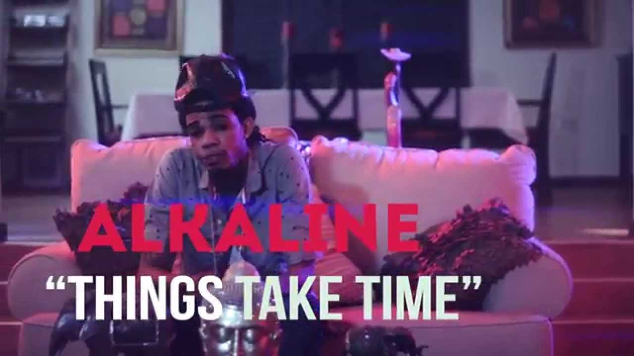 Alkaline - Things Take Time (Official Music Video) - 21st Hapilos