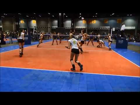 Emily Moore Zenith 17 Apex Windy City and Mideast Qualifiers 2017