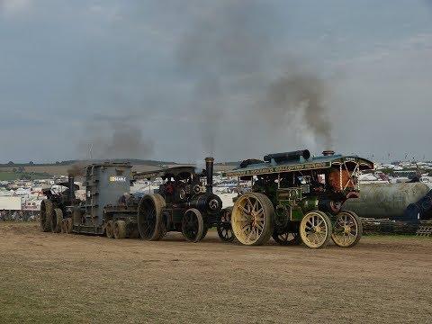 Great Dorset Steam Fair - 26/08/2017