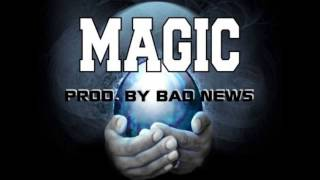 Bad News - Magic HIP HOP BEAT RAP INSTRUMENTAL